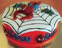 Spiderman Pasta Ve Yapım Aşamaları