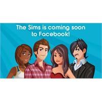 The Sims Social, Farmville'ı Tahtından Etti!