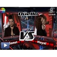 O Ses Türkiye – Düello : Samet & Hayal