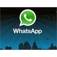 Whatsapp Konuşmalarımız Tehlikede Mi?