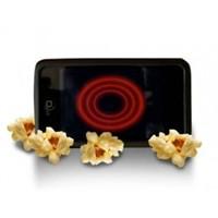 İphone Popcorn Uygulaması İle Mısır Patlatma Video
