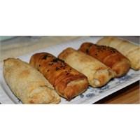 Tavuklu& İç Pilavlı Fazlıkızı Börek