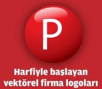 P Harfiyle Başlayan Vektörel Logolar