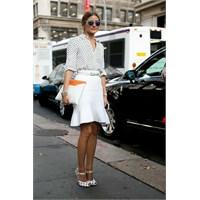Olivia Palermo'nun Moda Haftası Kıyafetleri