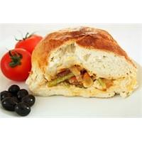Sebzeli Ekmek Dolması