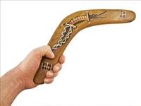 Bumerang Gerçekten Geri Gelebiliyor Mu?