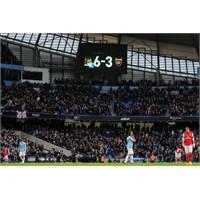 Vurduğun Gol: Manchester City 6-3 Arsenal