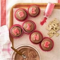 Sevgililer Günü İçin Muhteşem Cupcake
