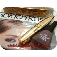 Golden Rose Ürünleri : Mat Oje Ve Maskarası