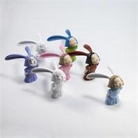 Sevimli Tavşan Kız Bibloları