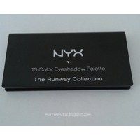 Nyx The Runway Collection 10'lu Far Paleti - Haute
