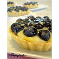 Blueberryli Mini Tart