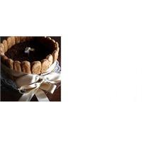 Farklı Tatlar Arayanlara Labneli Nutellalı Pasta