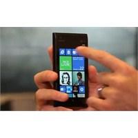 Windows Phone 7.8 Menüleri Göründü