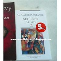 Şehirler Kitabı - G. Cabrera İnfante