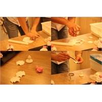Pasta Süslemede Gül Yapma Tekniği