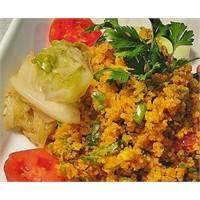 Kısır Salata Tarifi