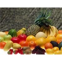 Meyvelerle Güzelleşin