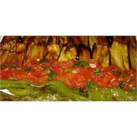 Patlıcanlı Biber Tavası