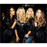 Victoria's Secret Meleklerinin Dolgun Saçları
