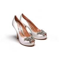 Kelebekli Gelin Ayakkabılarıyla Uçacaksınız!