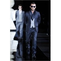 Erkek Emporio Armani 2010/2011 Sonbahar Kış Modası