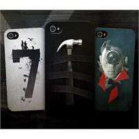 Kaft Tasarımları Artık İphone Kapaklarında