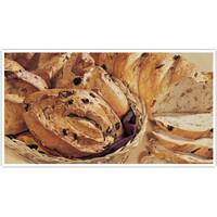 Üzümlü Cevizli Ekmek