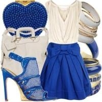 Mavi Modasıyla Tüm Gözler Üzerinizde!