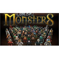 Canavarları Kontrol Et: Combat Monsters