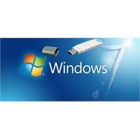USB bellek ile Windows 7 nasıl kurulur?