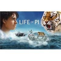 4 Dalda Oscar Kazanan Pi'nin Yaşamı'nı İzleyin!
