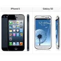 İphone 5, Galaxy S3'ü Tahtından Edebilecek Mi?