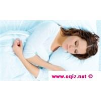 Sağlıklı Bir Uyku