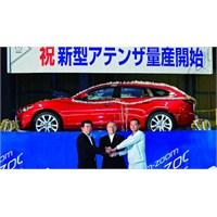2014 Mazda6 Wagon Gün İşığına Çıktı