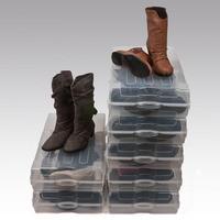Ayakkabılıkta Yeni Düzen Şeffaf Ayakkabı Kutuları