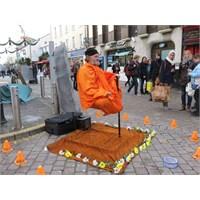 2. Uluslararası Sokak Sanatçıları Festivali