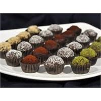 Diyet Çikolatalı Lezzet Topları