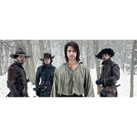 """""""The Musketeers""""ın İlk Bölümünden Fotoğraflar"""