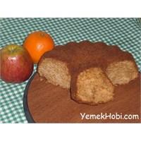 Kolay Meyveli Kek Nasıl Yapılır