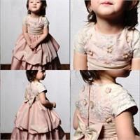 Kız Çocuklarına Abiye Elbise Modelleri