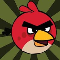 Angrybirds İllustrator Çalışması