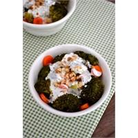 Cevizli Brokoli Salatası