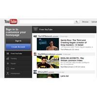 Youtube Arayüzünü Değiştirdi