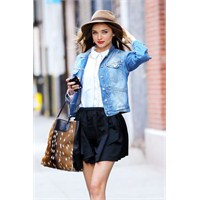 Miranda Kerr'in Sokak Stili