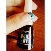 Nail Art Denemem
