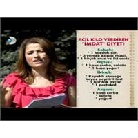 Dr. Ayça Kaya Acil Kilo Verdiren İmdat Diyeti