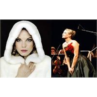 Dünyanın En Ünlü Carmen'i Mezzosoprano Elina Garan