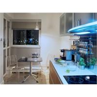 Küçük Mutfaklarda Dekorasyon