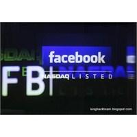Facebook' Ta Bir İlk!